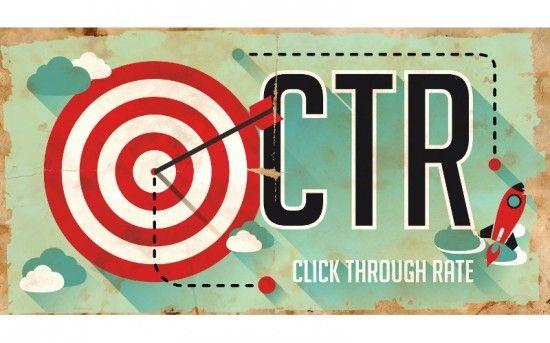CTR-Studie: 71,33 Prozent der User klicken auf der ersten Seite der SERPs - Mehr Infos zum Thema auch unter http://vslink.de/internetmarketing