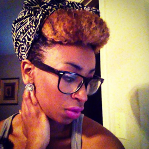 BGLH Style Shekia In Tennessee Natural Hair UpdoNatural