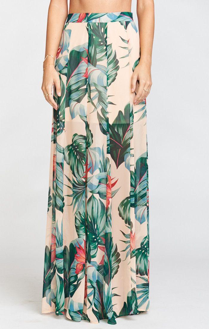 Princess Ariel Ballgown Skirt ~ Kauai Kisses | Show Me Your Mumu ...