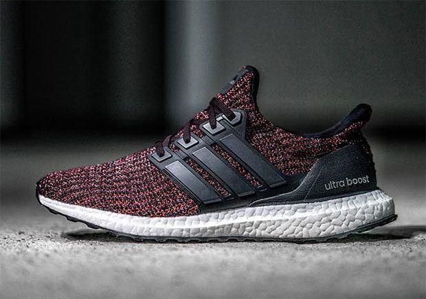 adidas Ultra Boost 4.0 Burgundy and Navy Colorways  3025c6ba4