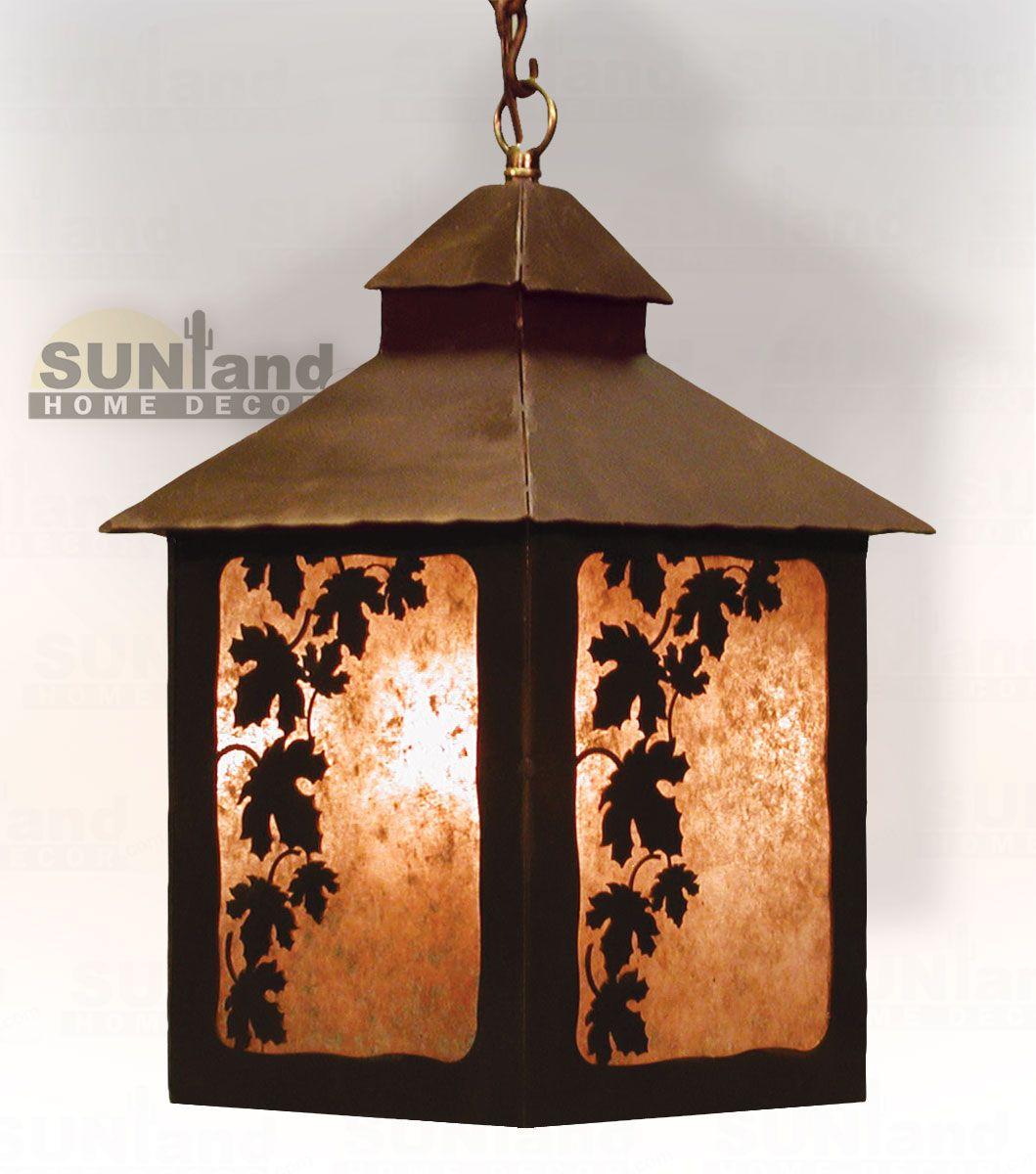 SunlandHomeDecor Lantern Pendant Light Fixture