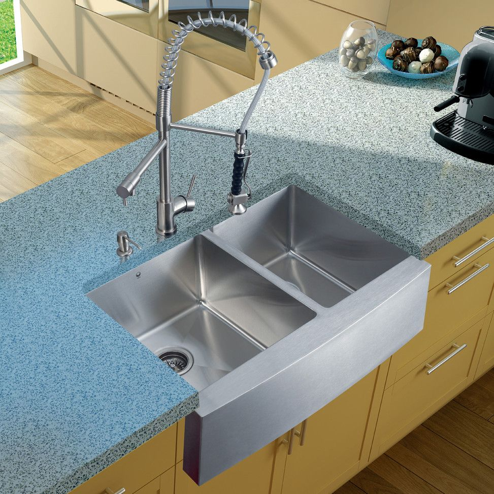 Franco Double Bowl Kitchen Sink   Products   Pinterest   Sinks ...
