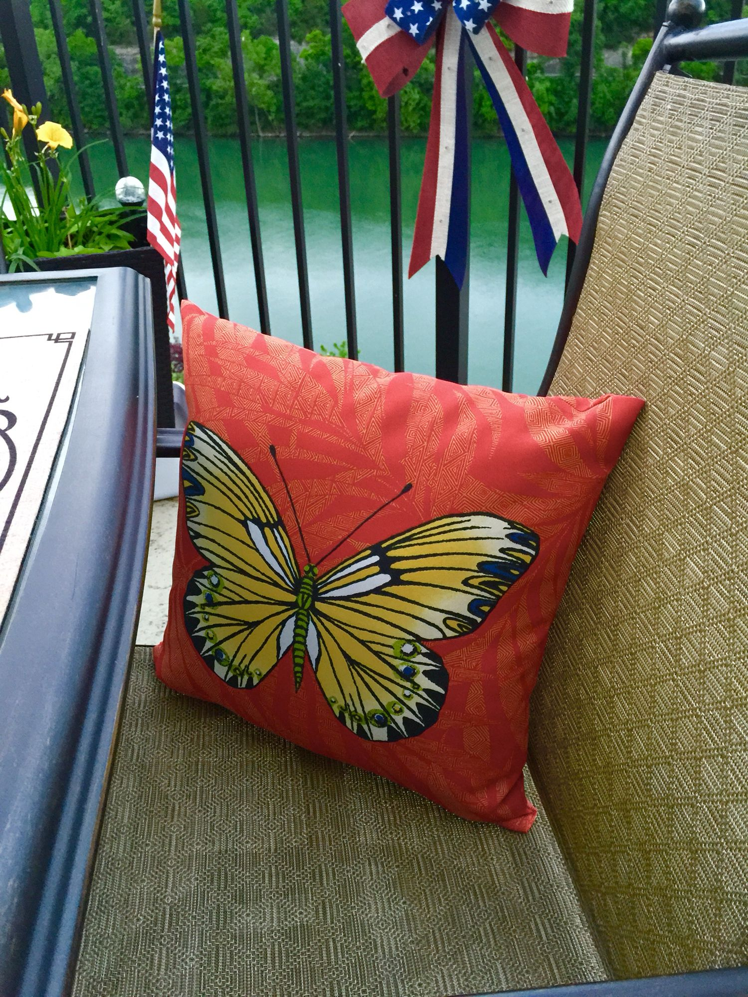A Collector Of Pretty Pillows Walmart Outdoor Pillow 5 Deal