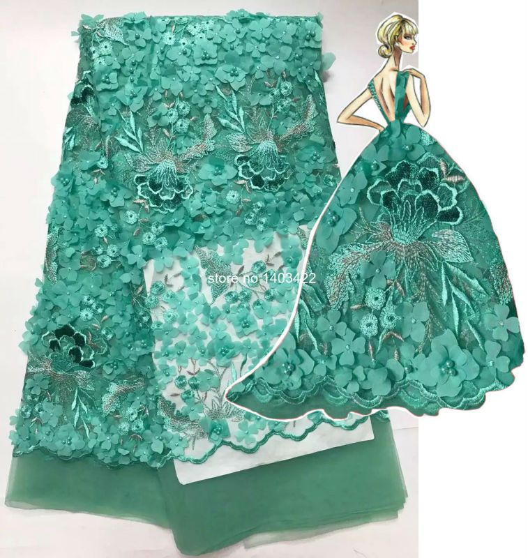 Find More Lace Information about Latest AfrLatest Style with stone ...