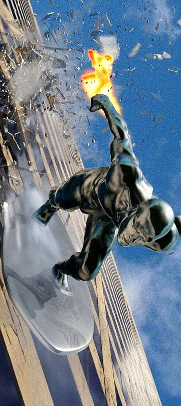 Silver Surfer ...