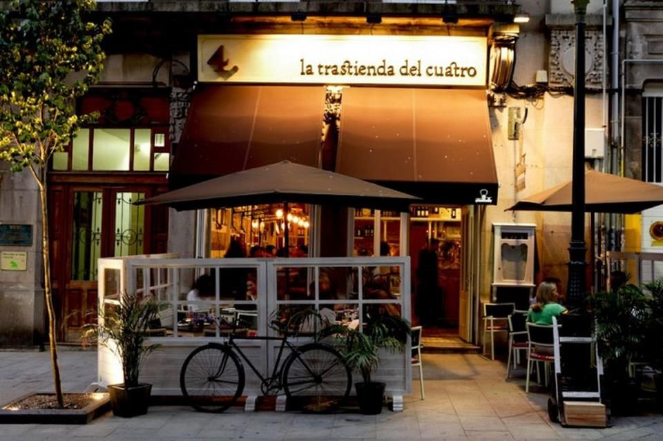 #hosteleria #vintage La trastienda del 4