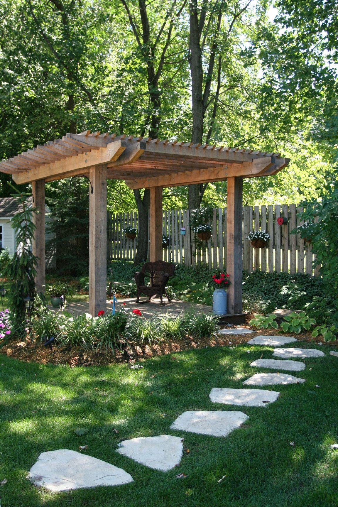 Attirant Image Result For Small Japanese Garden Pergola