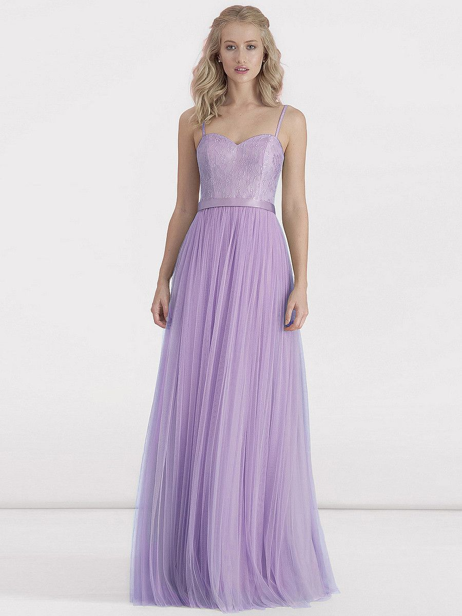 Lace and Tulle Dress; Color: Pastel Lilac; Sizes Available: 2-26W ...