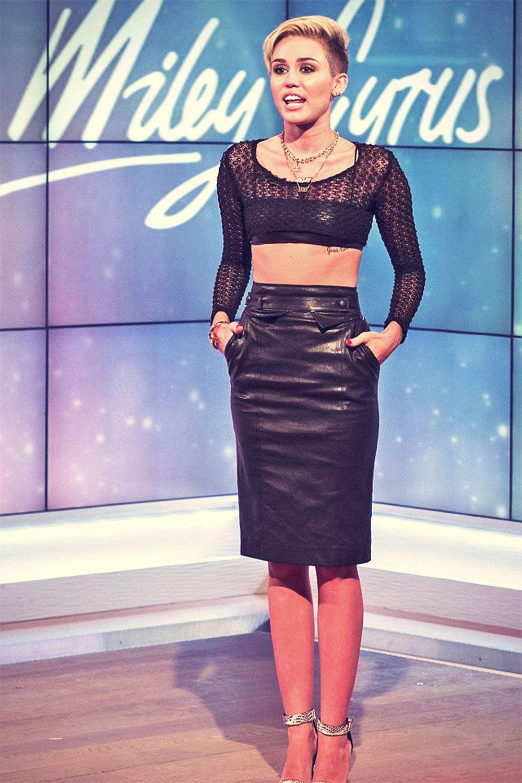 Newport International - Miley Cyrus cites Marc Jac