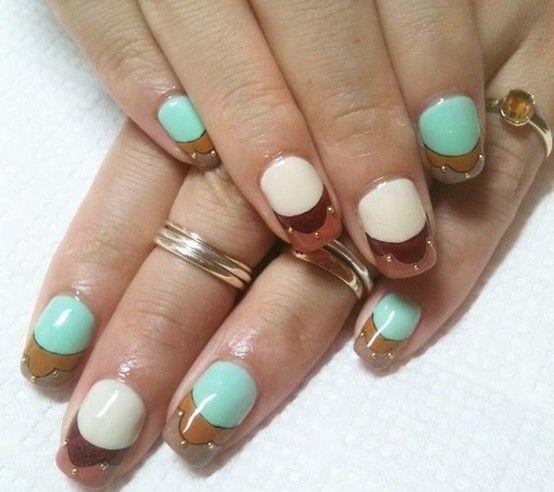 Nail Art Designs Step By Step Tumblr Nail Art Design Ideas