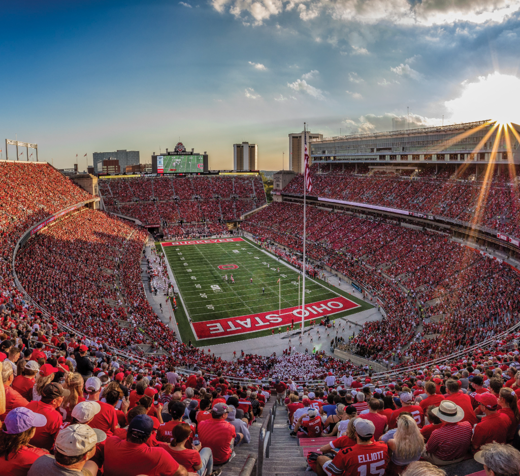 The Shoe In 2020 Ohio State University Campus Ohio State Stadium Ohio University Football