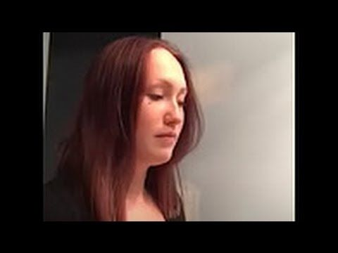 Opinion obvious. video of woman getting head shaved are