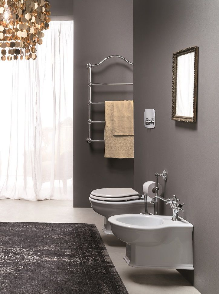 Sanitari Denver Gaiamobili Bathroom Bagno Arredobagno