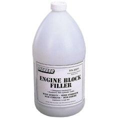 Moroso 35571 Engine Block Filler - 1 Gallon