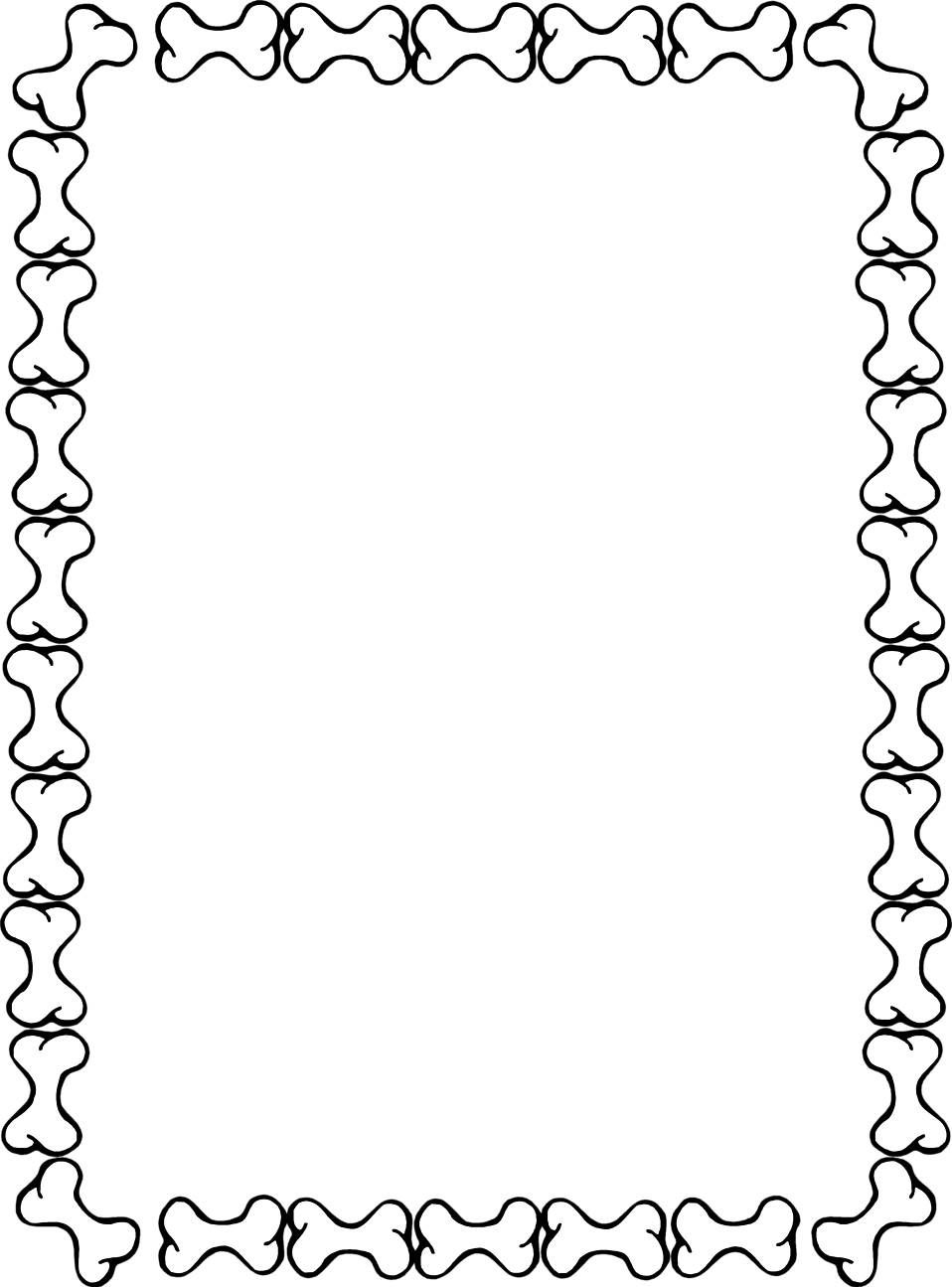 Pet Paw And Bones For Dog Pattern Vector By Nad Image 958 1295 Dog