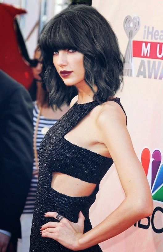 Taylor Swift Black Hair Women Taylor Taylor Swift
