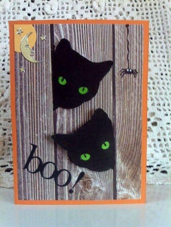 Написать открытке, сделать открытку с кошками