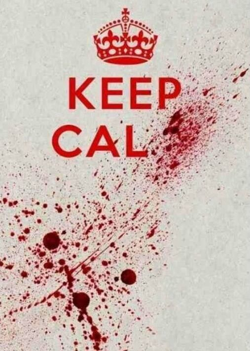 Sometimes you just can't keep calm...
