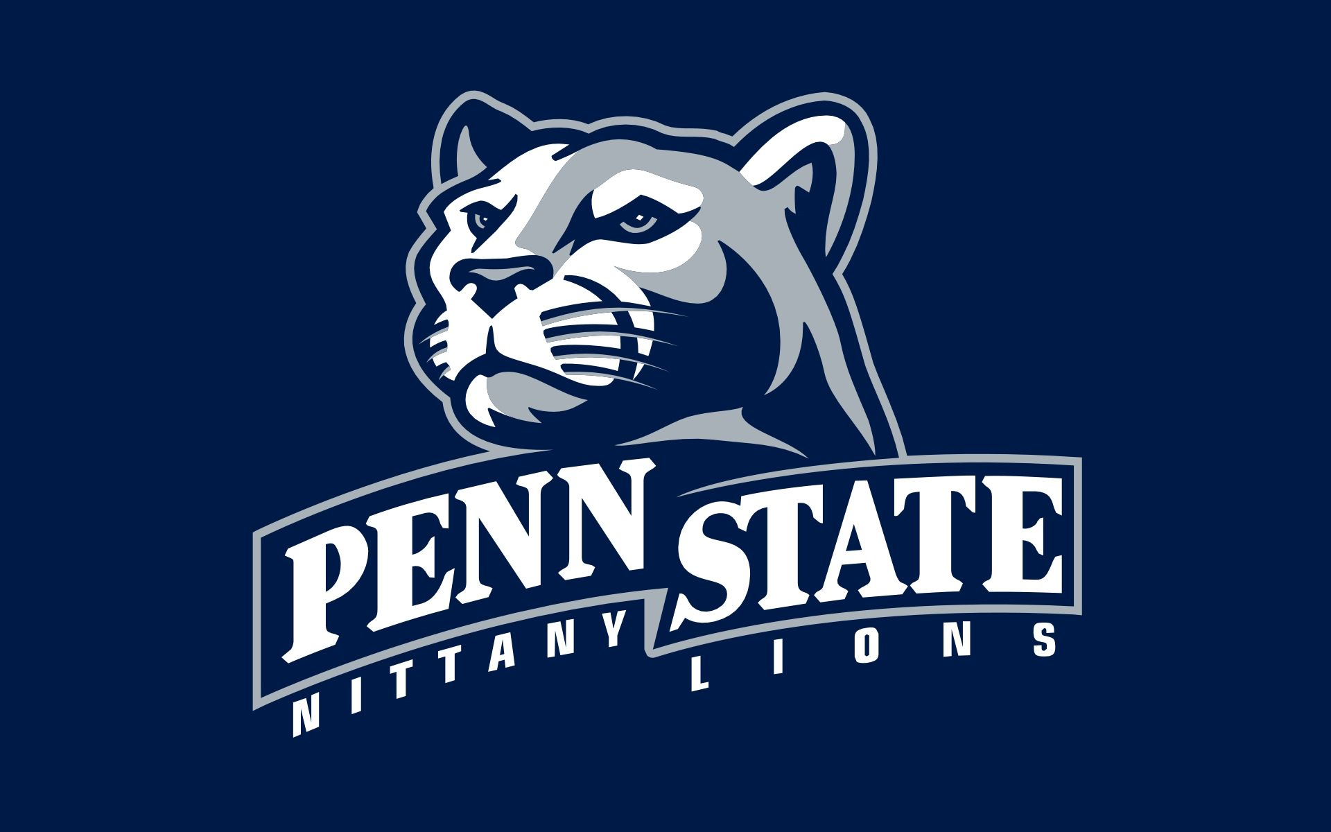 College Football Logos Penn State University College Football