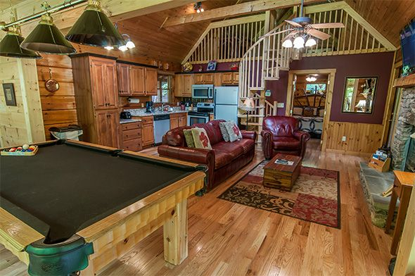 Oak Haven Cabin Resort And Spa Of Tennessee Cabin 53 Tennessee Cabins Cabin Resort