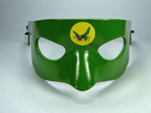 Kato Mask Cosplay Costume Fancy Dress The Green Hornet Cosplay Costume Fancy Dress dNJ8T
