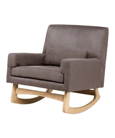 High Quality Sleepytime Rocker, Slate, Light Ash Modern Rocking Chairs And Gliders