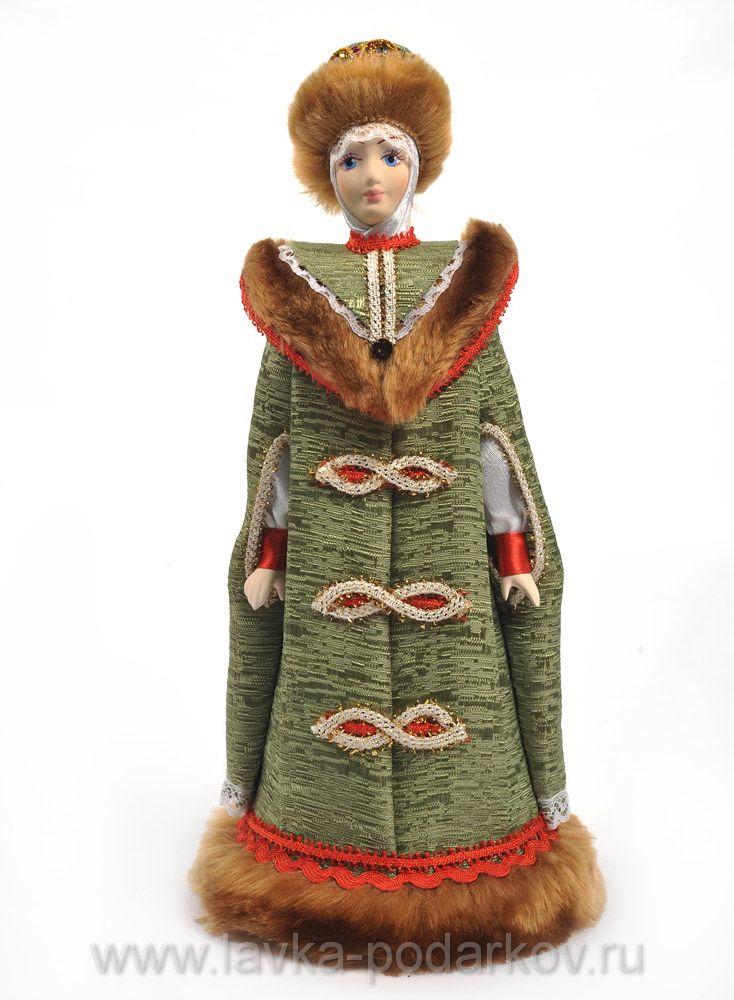 """Кукла """"Боярыня в зимней одежде"""", фотография 0. Интернет ..."""