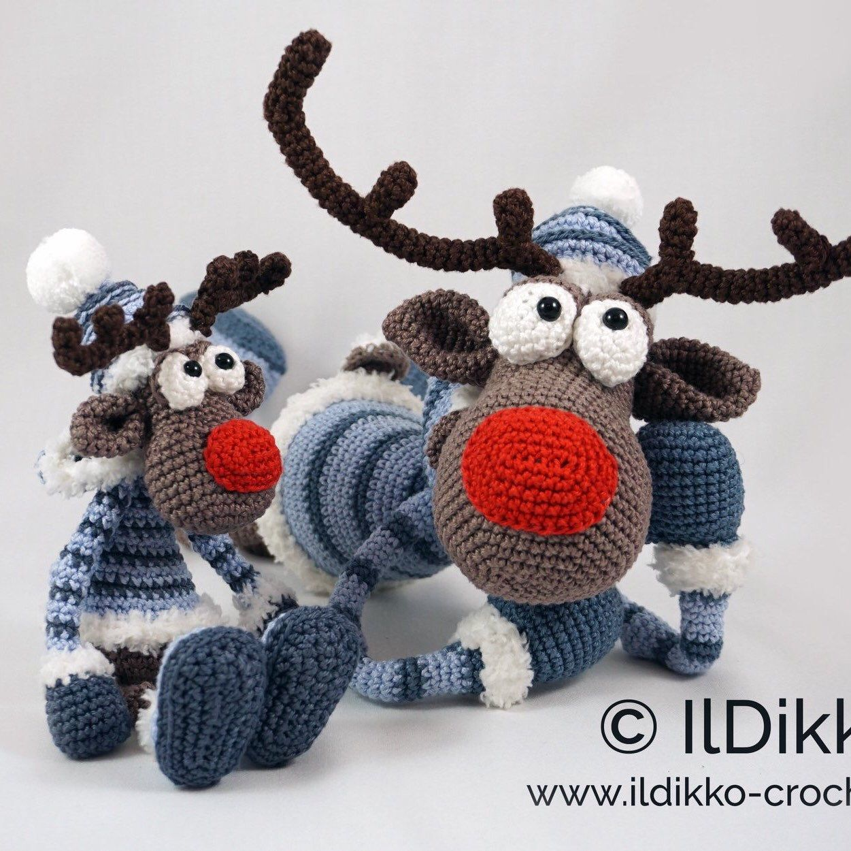 XL Miffy Amigurumi Crochet Kit - Stitch & Story | 1250x1251