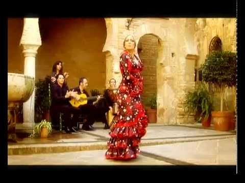 Flamenco dance, Flamenco guitar. Fandangos Arleen Hurtado and Ben Woods - YouTube