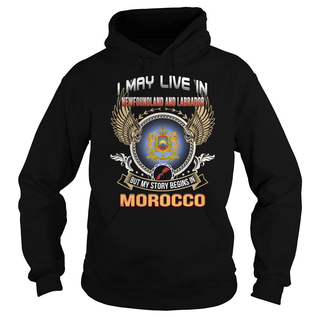 Newfoundland and Labrador-Morocco
