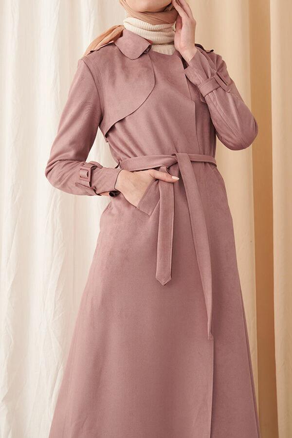 جاكيت زهري قطن بوليستر تسوق أون لاين حجاب مودانيسا أزياء محجبات ملابس محجبات فساتين جلباب عباية ملاب Muslim Women Clothing Islamic Clothing Abaya Dress