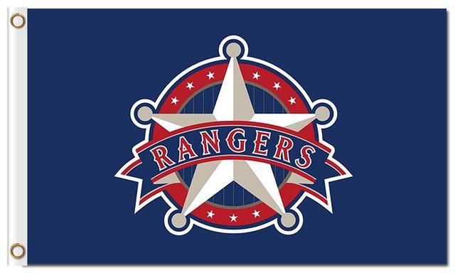 981147106ec Texas Rangers Flag Banner Baseball Team Banners Champions Flag 3x5 Ft World  Series Flying Custom Rangers Text Design