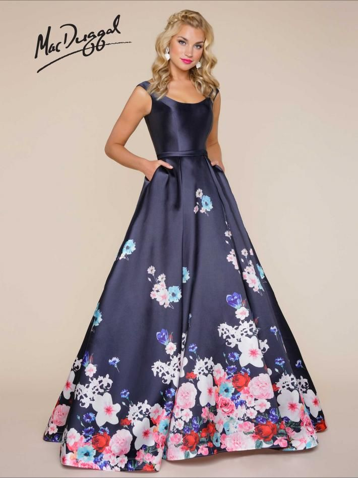65812H | Mac Duggal #SS17 #prom2017 available @LavishBoutique http ...