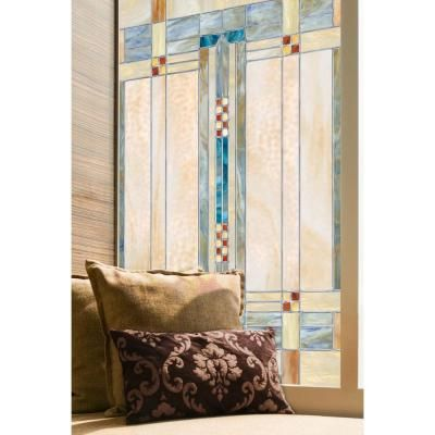Artscape 24 In X 36 In Artisan Decorative Window Film 01 0152