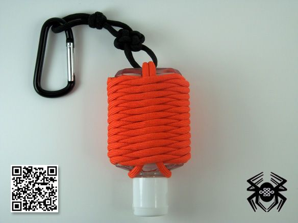 Paracord Germ Grenade Paracord Paracord Projects Hand