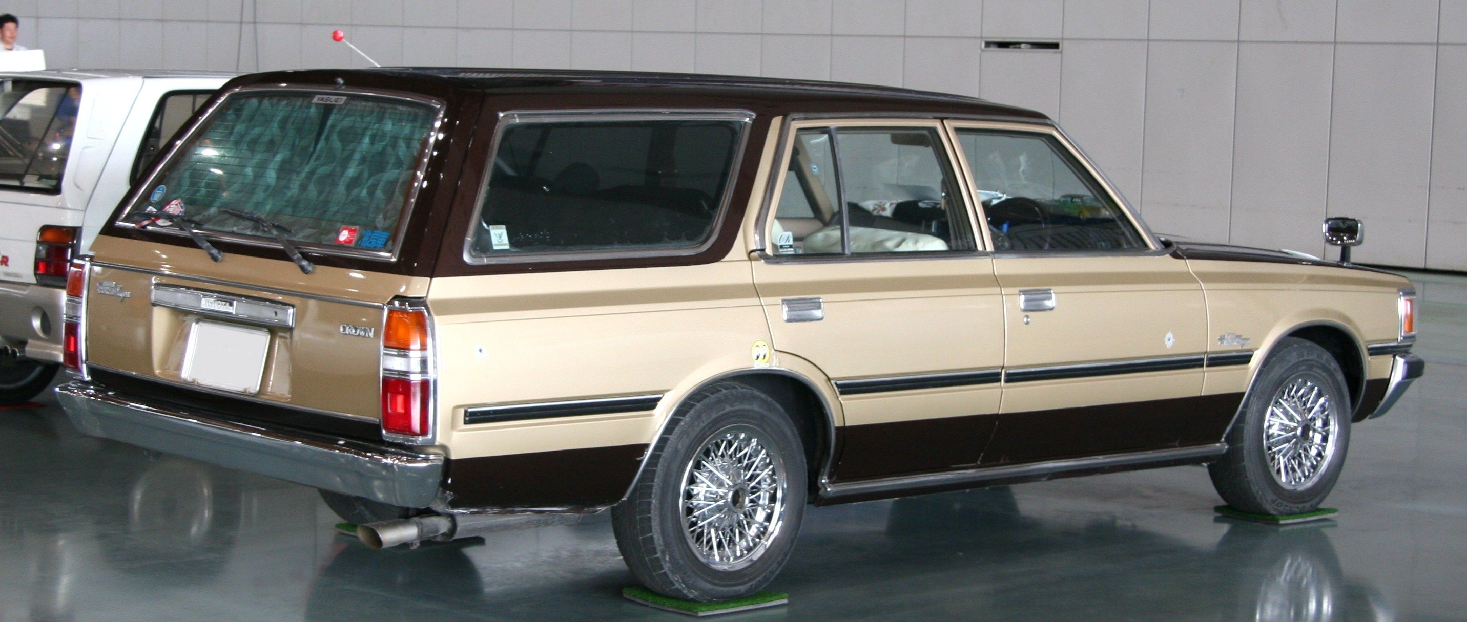 toyota crown custom estate Google Search ステーションワゴン