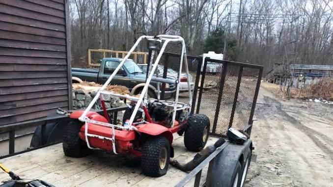 1983 Honda Odyssey ATV FL250 Project For Sale in Foster ...