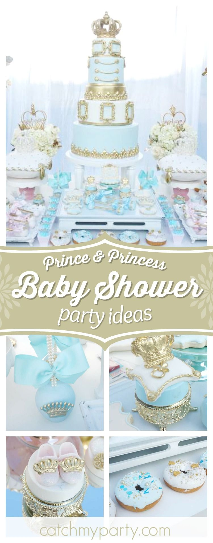 Prince and Princess / Baby Naming \