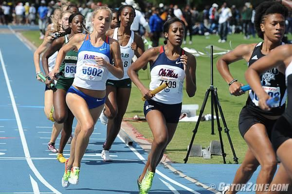 Uf Track Field Relays Track And Field Gator Nation University Of Florida