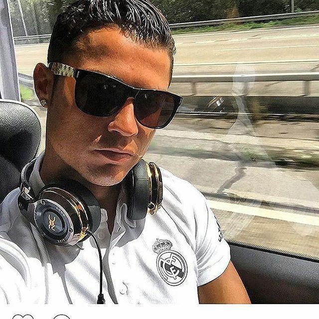 891dee8e09 Gafas De Sol, Cristianos, Tendencias, Auriculares Monstruo, Ronaldo Cr7,  Última Moda