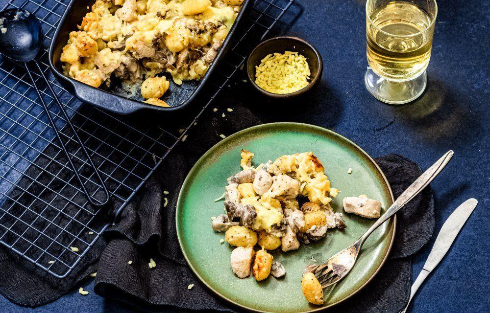 Gnocchi Met Romige Kip Chickslovefood Gnocchi Rezept Vegan Lebensmittel Essen Rezepte Abendessen Rezepte Gesund
