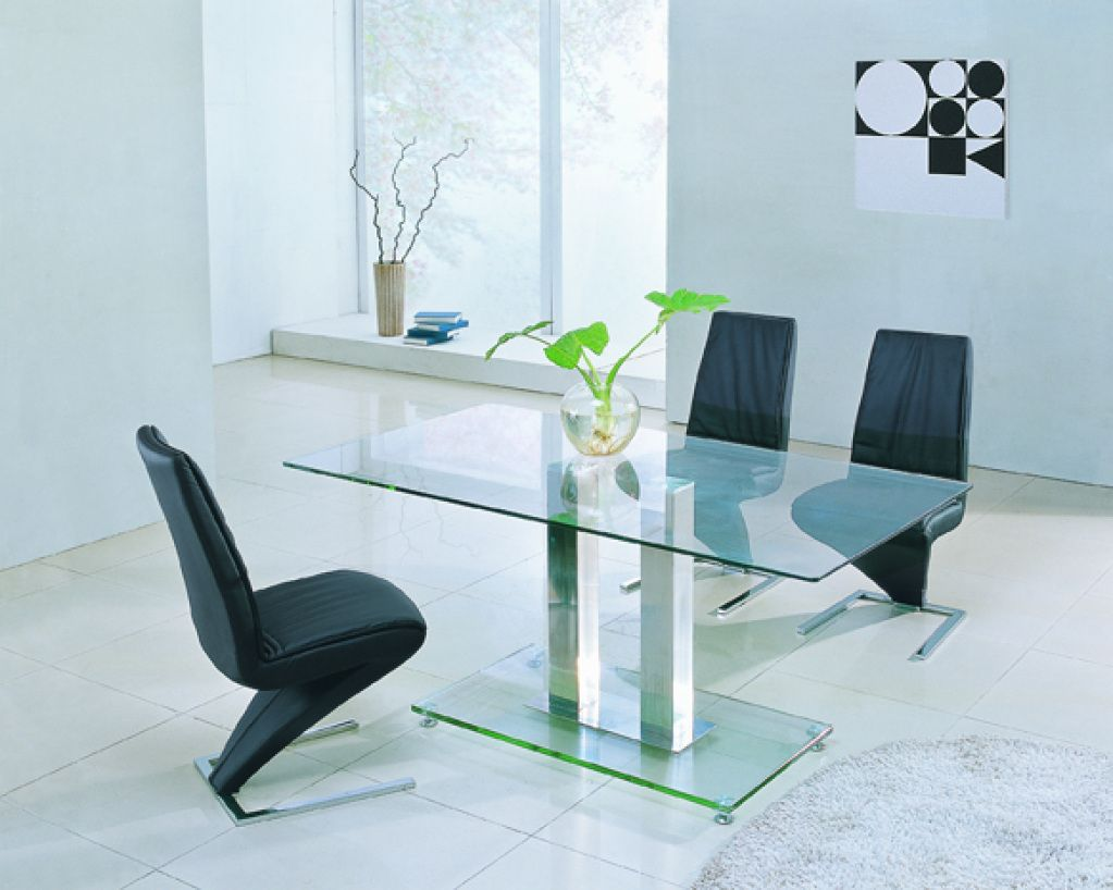 50 Small Gl Dining Tables Modern Italian Furniture Check More At Http