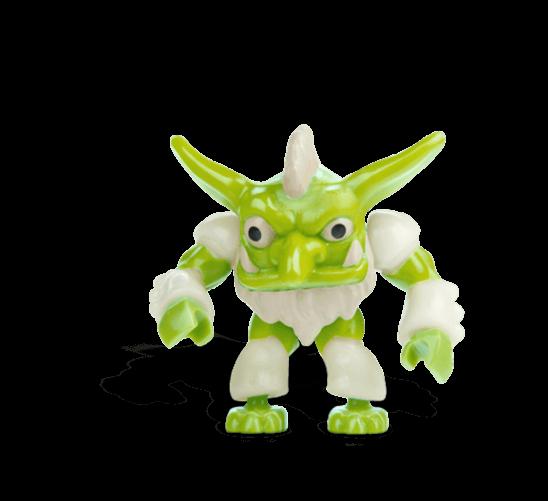 The Mega Bloks Troll (Glow in the Dark) Toy!