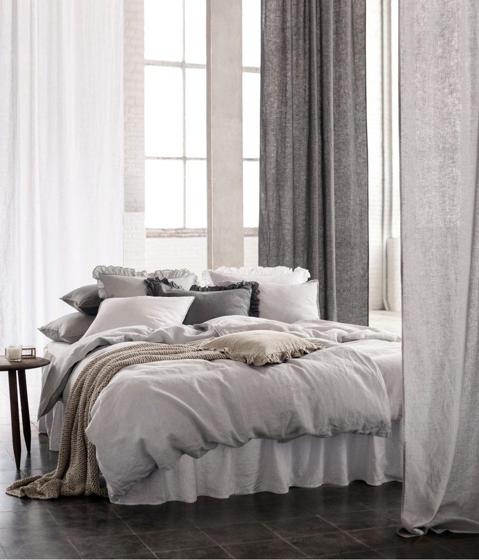 Gray curtains bedroom nähtyäni jokin aikaa sitten tämän ylläolevan kuvan humn sivuilla