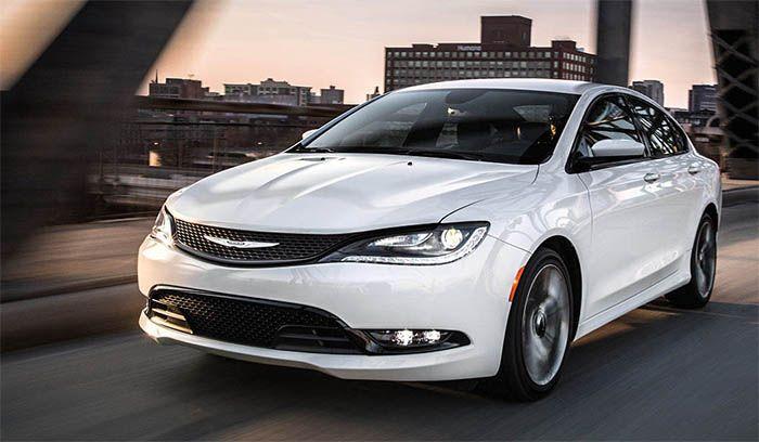 2017 Chrysler 200 Spec