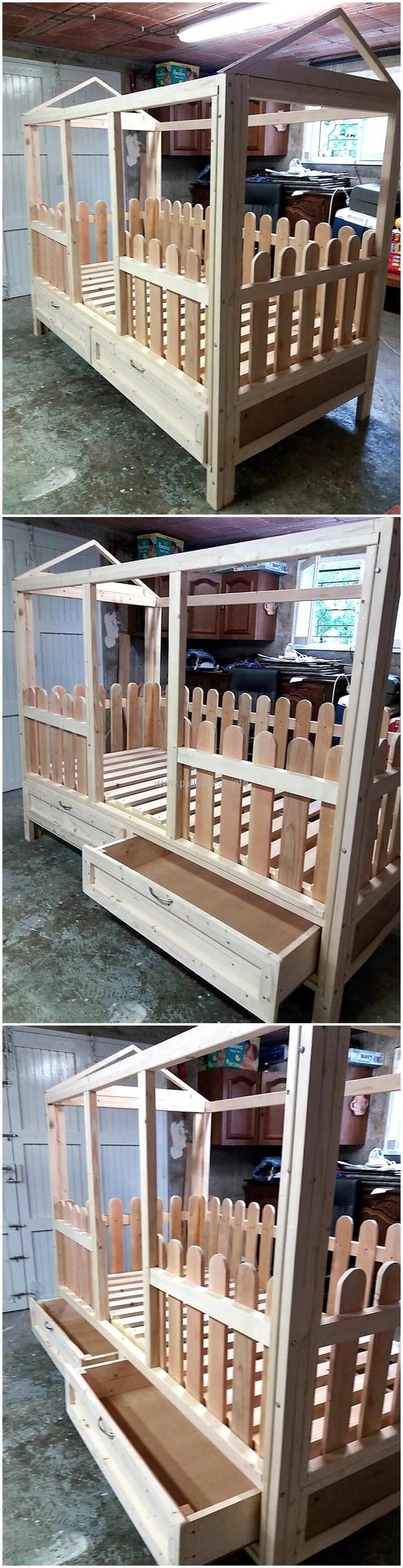 Amazing Uses For Old Used Shipping Pallets Diy Pallet ProjectsKid ProjectsPallet IdeasWood