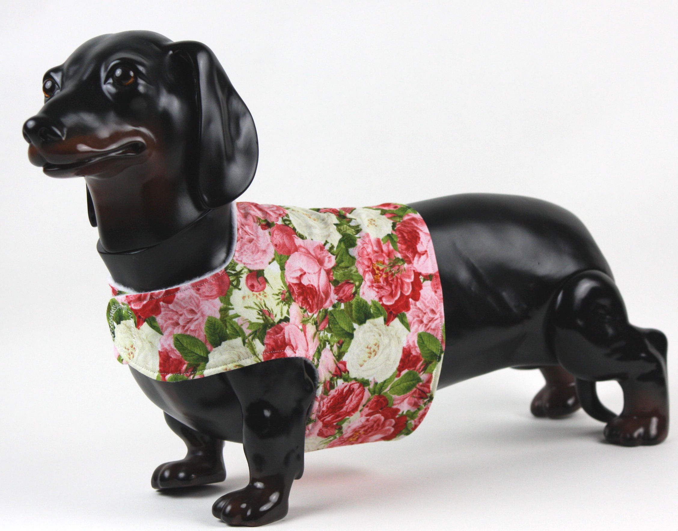 2d6ec4630 Excited to share the latest addition to our #etsy shop: Floral Dog Jacket,
