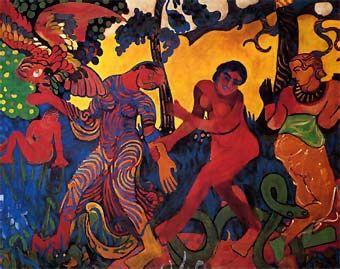 Biografia de André Derain - La danza