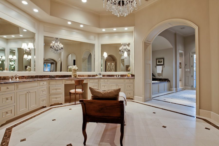 Lavish French Estate in Dallas 29 - 15 home Pinterest Dream