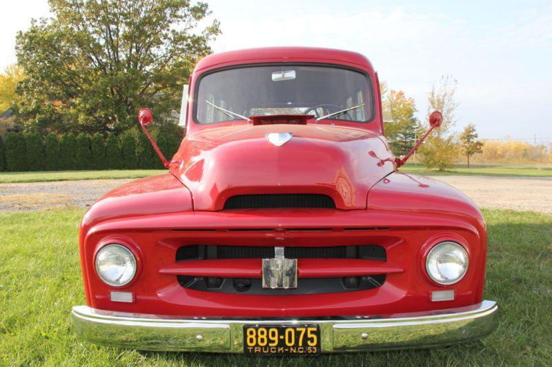 international harvester other carryall travelall suburban trucks 1945 International Pickup Truck 1953 international harvester other old pickup trucks international harvester truck ih pick up